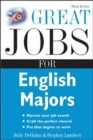 Image for Great Jobs for English Majors, 3rd ed.