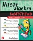 Image for Linear algebra demystified