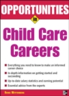 Image for Opportunities in Child Care Careers