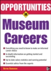 Image for Opportunities in Museum Careers