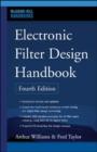 Image for Electronic filter design handbook
