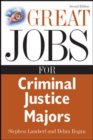 Image for Great jobs for criminal justice majors
