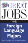 Image for Great jobs for foreign language majors