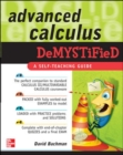 Image for Advanced calculus demystified