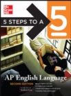 Image for 5 steps to a 5  : English language