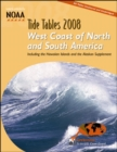 Image for Tide tables 2008: West Coast of North and South America