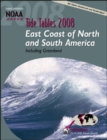 Image for Tide tables 2008: East Coast of North and South America