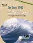 Image for Tide tables 2008: Europe and West Coast of Africa