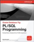 Image for Oracle database 11G PL/SQL programming