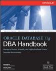 Image for Oracle database 11g DBA handbook