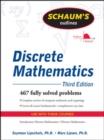 Image for Schaum's outline of discrete mathematics