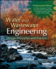 Image for Water and Wastewater Engineering