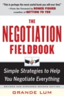 Image for The negotiation fieldbook  : simple strategies to help negotiate everything
