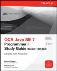 Image for OCA Java SE 7 associate study guide
