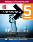 Image for 5 Steps to a 5 AP Chemistry, 2014-2015 Edition