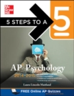 Image for 5 Steps to a 5 AP Psychology, 2014-2015 Edition
