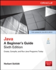 Image for Java  : a beginner's guide
