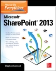 Image for Microsoft SharePoint 2013