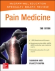 Image for McGraw-Hill Specialty Board Review Pain Medicine, 2e