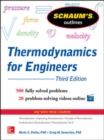 Image for Thermodynamics for engineers