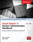 Image for Oracle Solaris 11.2 system administration handbook