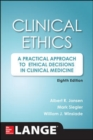 Image for Clinical Ethics