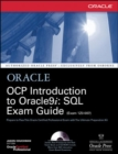 Image for OCP Introduction to Oracle9i: SQL Exam Guide