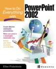 Image for How to do everything with PowerPoint 2002
