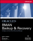 Image for Oracle9i  : RMAN backup & recovery