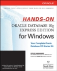 Image for Oracle Database 10g Express Edition for Windows starter kit
