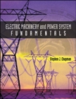 Image for Electric Machinery and Power System Fundamentals