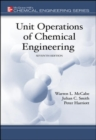 Image for Unit Operations of Chemical Engineering
