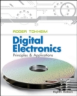 Image for Digital electronics  : principles and applications