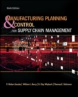 Image for Manufacturing planning and control systems for supply chain management