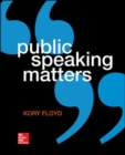 Image for Public speaking matters