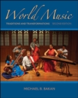 Image for World music  : traditions and transformations
