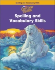 Image for Open Court Reading, Spelling and Vocabulary Skills Workbook, Grade 4
