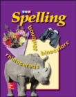 Image for SRA Spelling, Student Edition (softcover), Grade 6