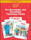 Image for Open Court Reading, Decodable Takehome Blackline Master Books (1 workbook of 35 stories), Grade K