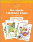 Image for Open Court Reading, Core Decodable Takehome Blackline Masters (Books 1-59 )(1 workbook of 59 stories), Grade 1