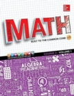 Image for GLENCOE MATH COURSE 3 VOLUME 1 STUDENT E