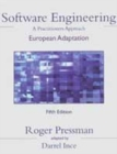 Image for Software engineering  : a practitioner's approach : European Adaption