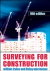 Image for Surveying for construction