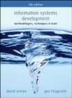 Image for Information systems development  : methodologies, techniques & tools