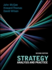 Image for Strategy  : analysis and practice