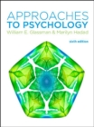 Image for Approaches to psychology