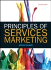 Image for Principles of services marketing