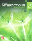 Image for Interactions Level 2 Listening/Speaking Student Book plus Registration Code for Connect ESL