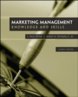 Image for Marketing management  : knowledge and skills