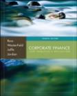 Image for Corporate finance  : core principles and applications